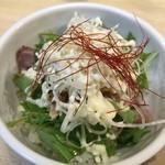 麺屋 壱心 - チャーシュー丼¥300