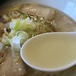 喜一 - 黄金色に透きとおった スープ♡