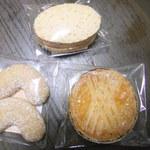 52284478 - 購入した焼き菓子