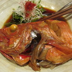 Uotora - キンメ鯛煮付