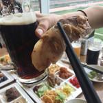 52286513 - 黒ビールは ちょっとヘビー