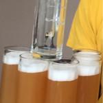 52287122 - ビールもいっぱい!✨