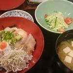 味菜 - 海鮮丼