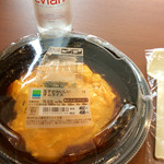 ファミリーマート - 料理写真:「玉子がおいしいオムライス」。
