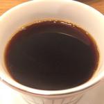 52290834 - この黒みが、深煎りを物語っています。