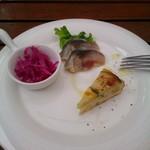 52292046 - 前菜です。魚がうまかった~