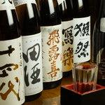 日本酒   46種