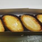 ミー&チーズ - 4個入り ¥760/込