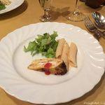 マルサーラ - 「本日のパスタ」のミニ前菜 16.6月