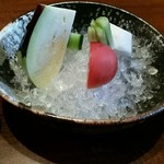 52297158 - 最初の生野菜