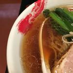 台湾屋台新台北 - スープ