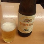 52299305 - 中瓶ビール