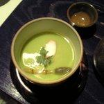 風乃音 - 豆の茶碗蒸し