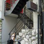 Rouge et Piquant - ルージュ エ ピコン 階段