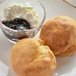 アロマタイムカフェ - イギリス人もレシピを聞きたがる本格派 450円(税込)