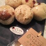 しのぱん - 蒸しパン色々