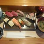 あやせ寿司 - 料理写真:一人前 ¥500-