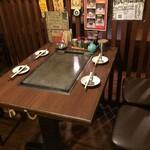 貴八 - 2名様~4名様のテーブル席