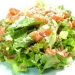 へんくつ屋 彦べえ - 女性にうれしいお通し!!!『野菜たっぷりサラダ』
