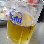なかのぶんてん - 生ビール