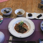 カフェ&イン 吉里吉里 - 夕食
