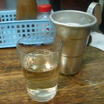 いこい - 2010年9月25日再訪 白雪の燗酒
