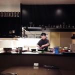 SIO - オープンな厨房