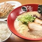 麺場居酒屋 ラの壱 - ランチセット