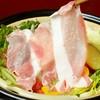 笑蓮 - 料理写真:あぐー豚蒸し鍋