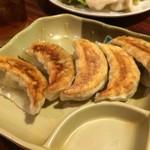 錦華楼 - 焼き餃子