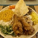 スリランカ料理 ラサハラ - セイロンプレート~チキンカリー