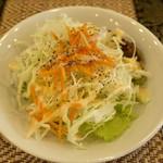 スリランカ料理 ラサハラ - サラダ