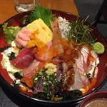 52329470 - 海鮮漁師丼