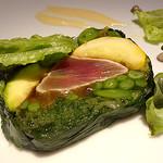52330160 - 初カツオと夏野菜のテリーヌ