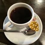カフェ フリーダ - 160615 ランチドリンク