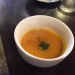 カフェ フリーダ - 160615 ランチスープ