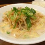 麺家 浜風 - 味噌ラーメン  680円