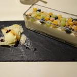 ラ・ベルタ - クインシーメロンのムース
