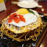 食い道楽 - 秋田美人焼き