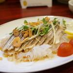 食い道楽 - 〆鯖