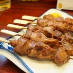 食い道楽 - カシラとタン