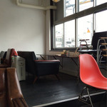 MIRAI restaurant&cafe - 窓側は禁煙エリア