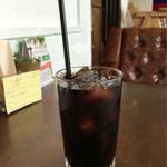 Mirairesutoranandokafe - ドリンク付き♪  アイスコーヒー美味し♡