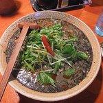 天鳳 - 黒胡麻担々麺