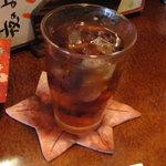 くいもんや 一歩 - 烏龍茶【2010/09/2*】