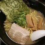 節骨麺 たいぞう - 煮干し塩ラーメン‼690円‼濃厚スープ‼