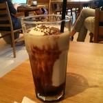 ネイバーフッドアンドコーヒー - バナナ チョコレート&アイスクリーム