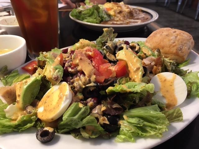オンザコーナー - 野菜を大量摂取できていい感じ!