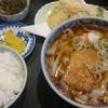 手打うどん 味乃屋 - 料理写真:きしめん定食