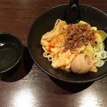麺喰屋 Senmi - 2016 Senmi  ★汁なし坦々(大盛無料  味玉クーポン 800円)★